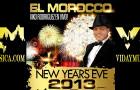 EL MOROCCO'S NEW YEARS EVE 2013 PARTY! KIKO RODRIGUEZ EN VIVO!