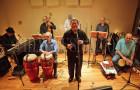 Wayne Gorbea & Salsa Picante at Taino Towers 2-20-2013