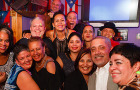 "Orquesta Broadway and Dj Andy ""el Mas Bailable"" at Monique's 108 Lounge 11-15-2014"