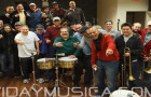 The Mambo Legends Orchestra Rehearsal & Recording Behind the Scenes