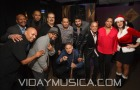 Xmas Salsa Bash Mambo All-Stars with special guest singers Frankie Vasquez and Cita Rodriguez at Venue Lounge 12-6-2014