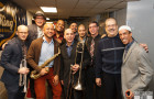 EL Que Sabe Sabe! presents Eddie Palmieri Salsa Orchestra at B.B. King Blues Club and Grill 2-26-2015