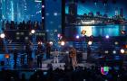 """Marc Anthony y Romeo Santos cantaron """"Yo También"""" en Premio lo Nuestro 2015"""